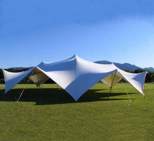 6X6m 2 Ply Bedouin Tent