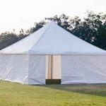 5x5m Pole Tent