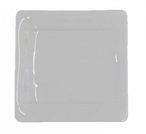 Square Dinner Plate 12.5″