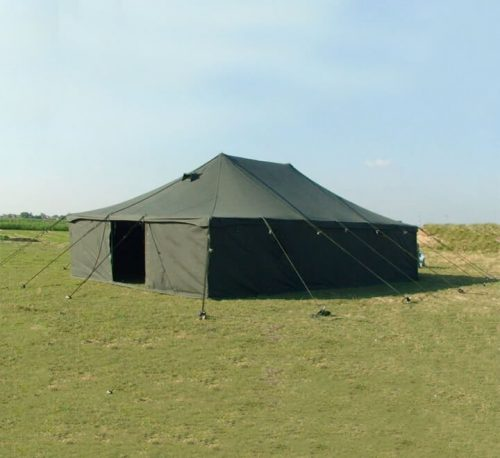 5x5m Canvas Army Tent